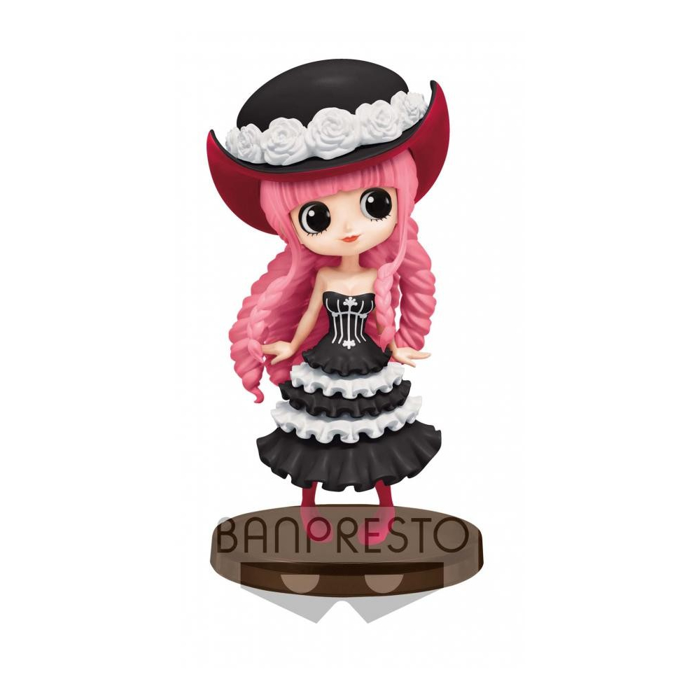One piece - Figurine Perona Q posket