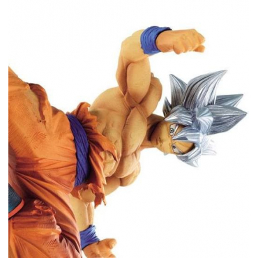 Dragon Ball Z - Figurine Goku Ultra Instinct SGF