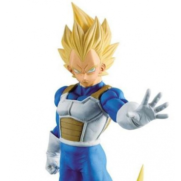Dragon Ball Z - Figurine Vegeta Super Saiyan Absolute Perfection