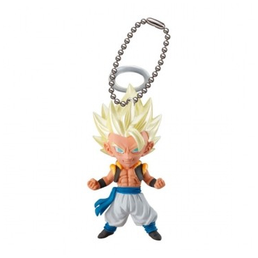 Dragon Ball Z - Strap Gogeta Super Saiyan UDM The Burst 26