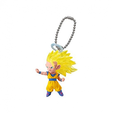 Dragon Ball Z - Strap Goku Super Saiyan 3 UDM The Burst 17