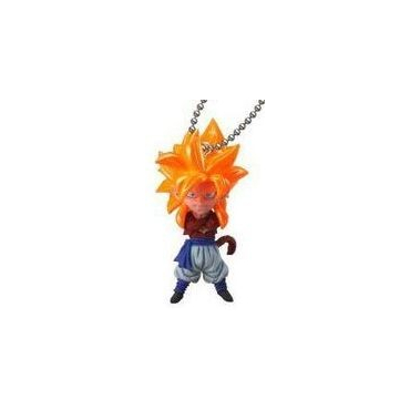Dragon Ball Z - Strap Gogeta Super Saiyan 4 UDM The Burst 20