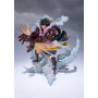One Piece - Figurine Monkey D Luffy Gear 4 Leo Bazooka Figuarts Zero