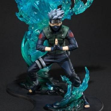 Naruto Shippuden - Figurine Kakashi Hatake Kizuna Relation Figuarts Zero