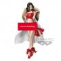 One Piece - Figurine Boa Hancock Glitter & Glamours Christmas Style B