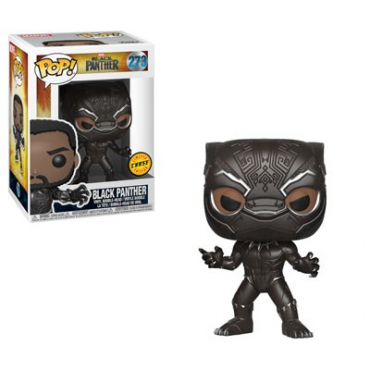 Black Panther - Figurine POP Black Panther Masked Chase