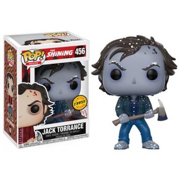 Jack Torrance - Figurine POP Jack Torrance Frozen Chase