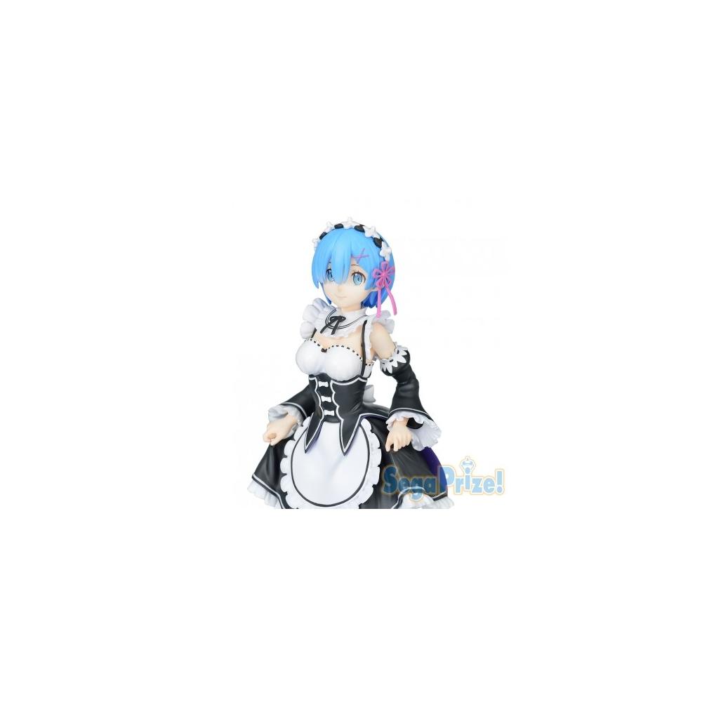 Re: Zero - Figurine Rem Curtsey Version