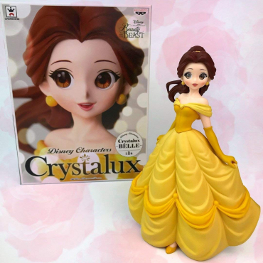 Disney - Figurine Belle Crystalux