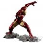 Iron Man - Figurine Gokai Iron Man
