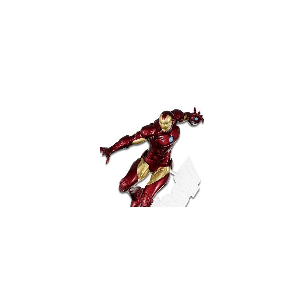 Iron Man - Figurine Iron Man Creator X Creator Color Version