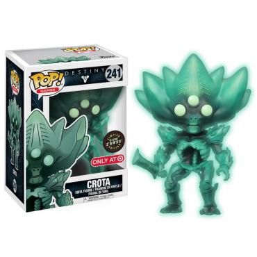 Destiny - Figurine POP Crota Glow in the Dark Chase