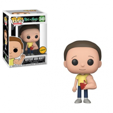 Rick Et Morty - Figurine POP Sentient Arm Morty Chase
