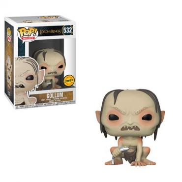 Seigneur Des Anneaux - Figurine POP Gollum Chase
