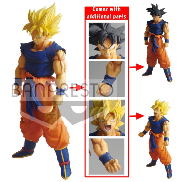 Dragon Ball Z - Figurine Son Goku Super Saiyan Legend Battle