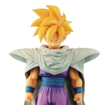 Dragon Ball Super - Figurine Gohan Super Saiyan Grandista Resolution Of Soldiers