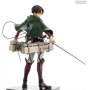 Attack On Titan - Figurine Levi Rivaille Ichiban Kuji Lot A