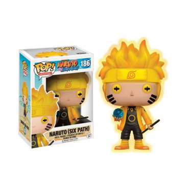 Naruto - Figurine POP Naruto Six Path Exclusive