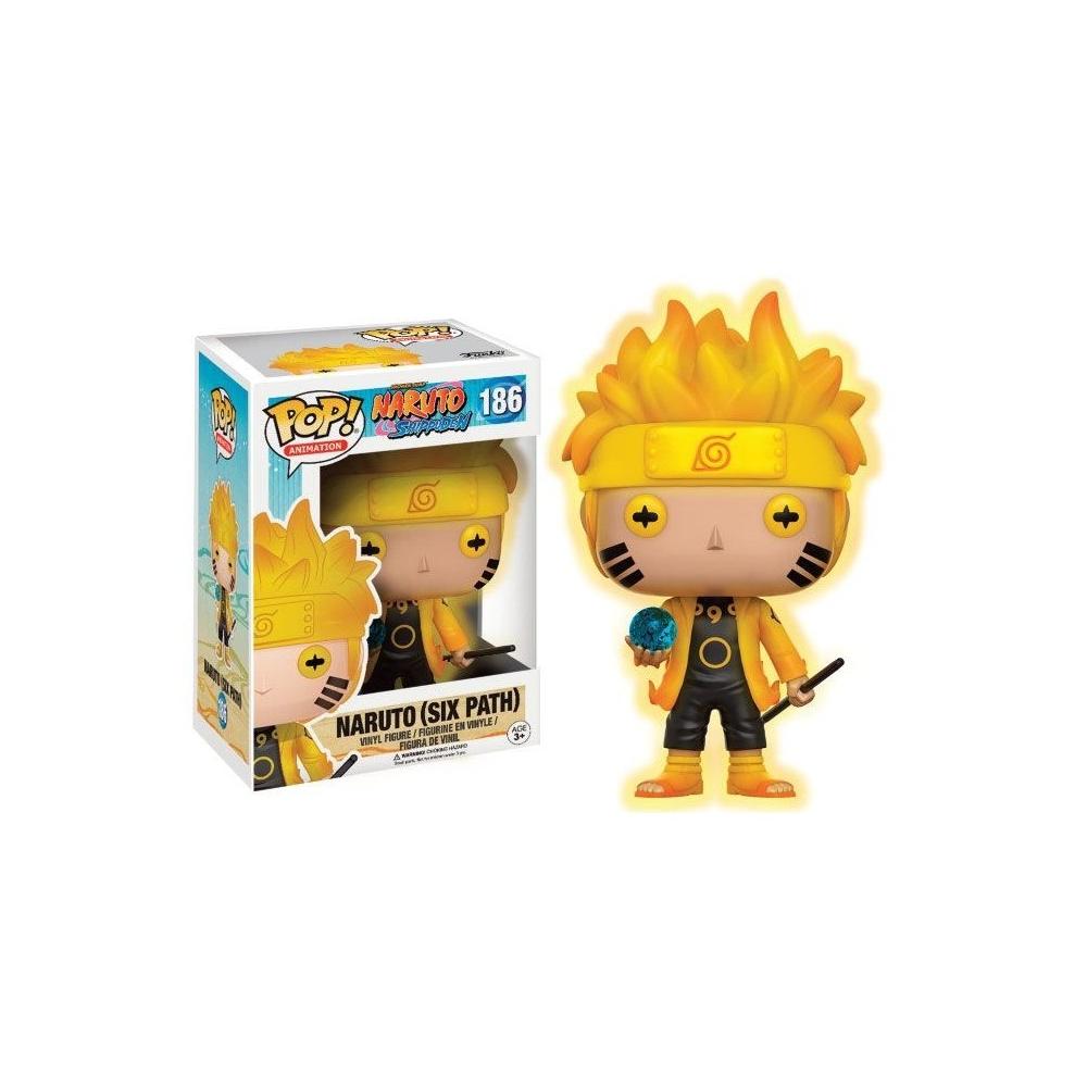 Naruto - Figurine POP Naruto Six Path Exclusive