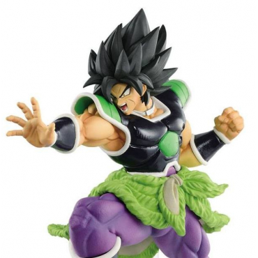 Dragon Ball Super - Figurine Broly Ultimate Soldiers