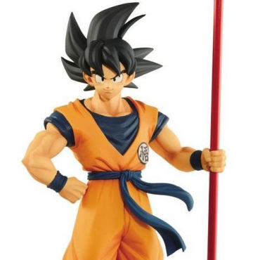 Dragon Ball Super - Figurine Son Goku The 20th Film