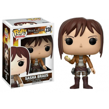 Attack On Titan - Figurine POP Sasha Braus Exclusive