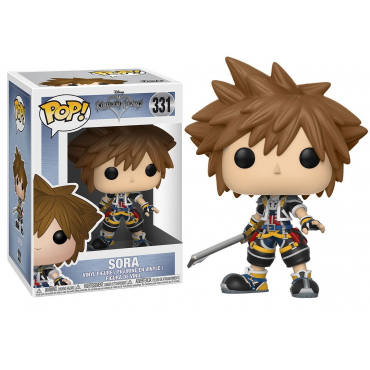Kingdom Hearts - Figurine POP Sora