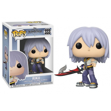 Kingdom Hearts - Figurine POP Riku