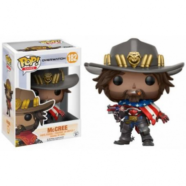 Overwatch - Figurine POP MC Cree Exclusive