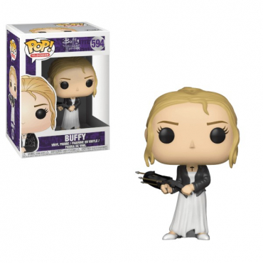 Buffy Contre Les Vampires - Figurine POP Buffy