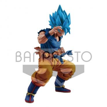 Dragon Ball Super - Figurine Son Goku Super Saiyan God Super Saiyan Masterlise