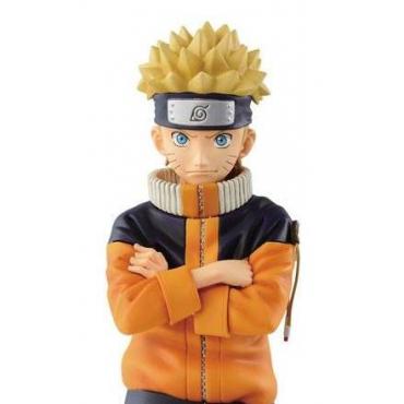 Naruto - Figurine Uzumaki Naruto Grandista Shinobi Relations