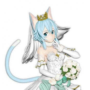 Sword Art Online Code Register - Figurine Wedding Sinon