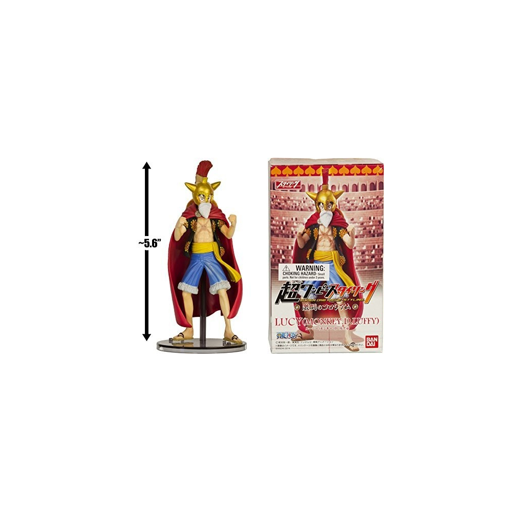 One Piece - Figurine Lucy Super Styling