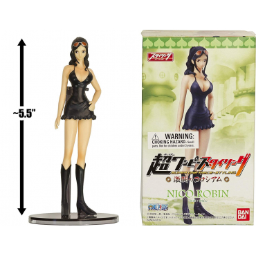 One Piece - Figurine Nico Robin Super Styling Dressrosa