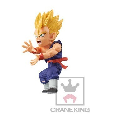 Dragon Ball Z - Figurine Gohan Super Saiyan WCF Battle Of Saiyans Vol.4 DBZBS 20