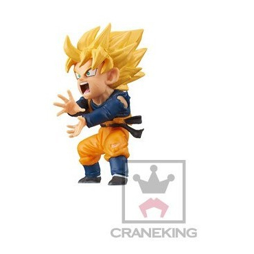 Dragon Ball Z - Figurine Gotenks Super Saiyan WCF DBZBS 22