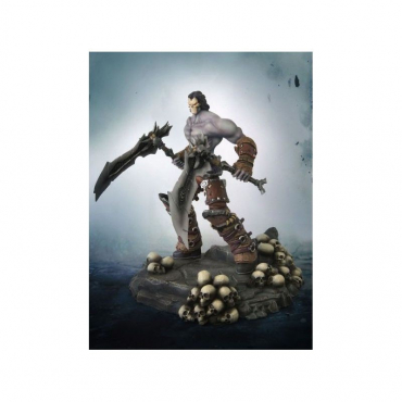 Darksiders II - Figurine Death Gaya