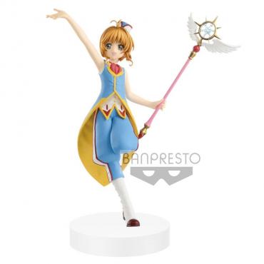 Sakura Chasseuse De Cartes - Figurine Sakura Kinomoto EXQ