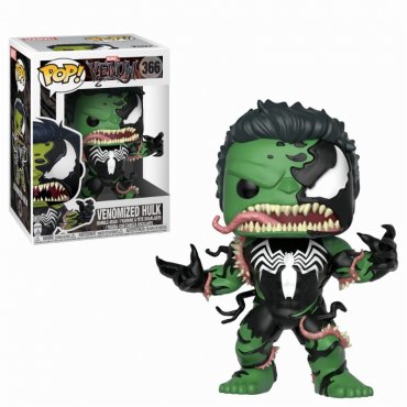 Marvel - Figurine POP Hulk En Venom