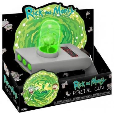 Rick Et Morty - Portail Gun