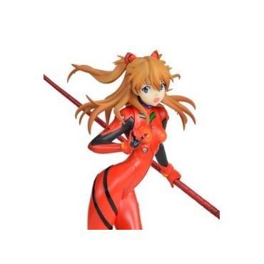 Evangelion Shin Gekijouban - Figurine Asuka Langley Longinus no Yari Version