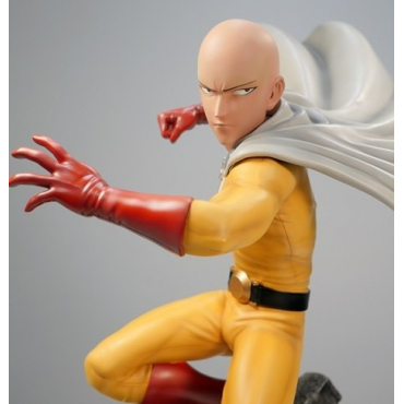 One Punch Man - Figurine Saitama Resine