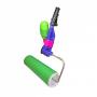 Splatoon - Splaroller Splat Roller Room Cleaner