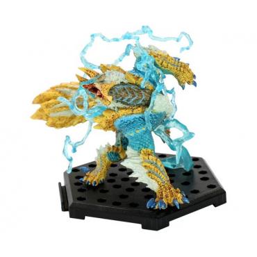 Monster Hunter - Figurine Zinogre Standard Model Plus Rage Ver. 2