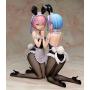 Re:Zero kara Hajimeru Isekai Seikatsu - Figurine Rem Bunny 1/4