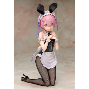 Re: Zero Starting Life in Another World - Figurine Ram Bunny Version 1/4