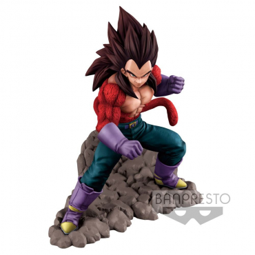 Dragon Ball GT - Figurine Vegeta Super Saiyan 4