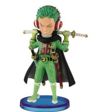 One Piece - Figurine Zoro WCF Mugiwara 56 Vol.1
