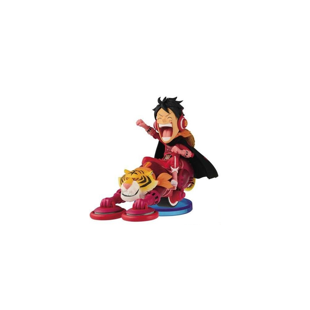 One Piece - Figurine Monkey D Luffy WCF Mugiwara 56 Vol.1